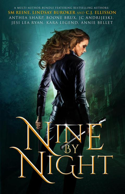nine by night cover